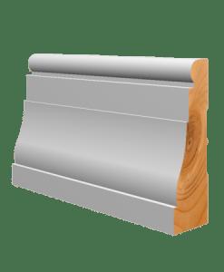 skirting board installation